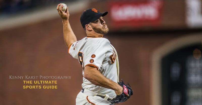 San Francisco Giants - 6-27-16 - Kenny Karst