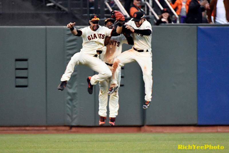 SF Giants - 7-18-16 - Rich Yee