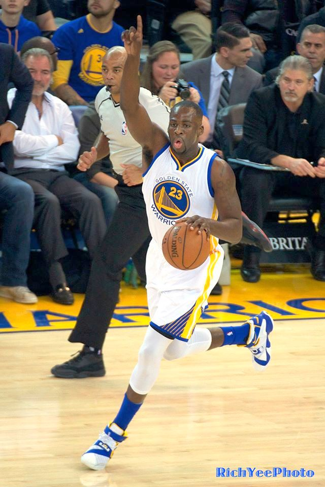 Draymond Green - 6-20-16 - Rich Yee