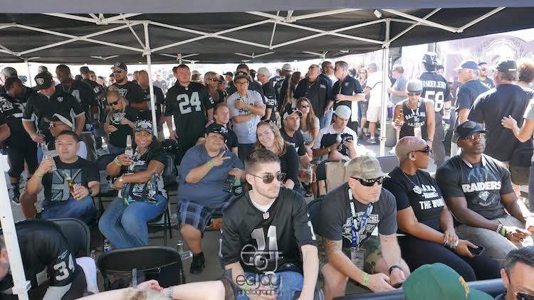 Raiders - 10-11-15 - Ed Jay