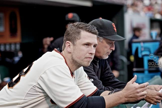 Ed Jay - Buster Posey - 7-2014