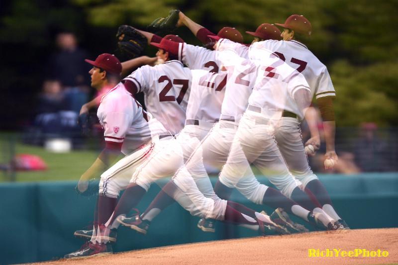 Stanford baseball - 4-15 - Rich Yee