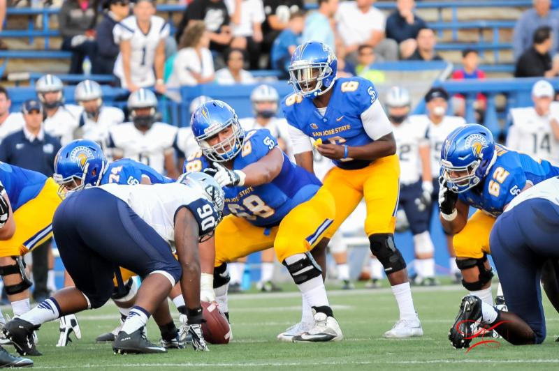 San Jose State - 9-3-15 - Kenneth Wong