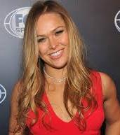 Ronda Rousey - 8-1-16