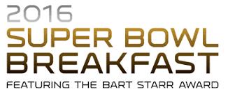 Super Bowl Breakfast Logo