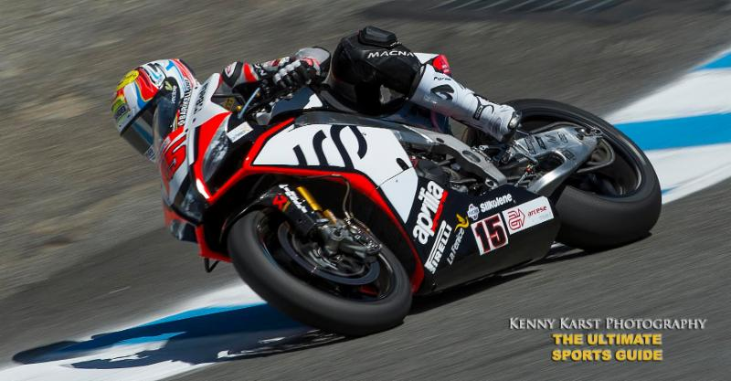 Mazda Raceway - 7-8-16 - Kenny Karst
