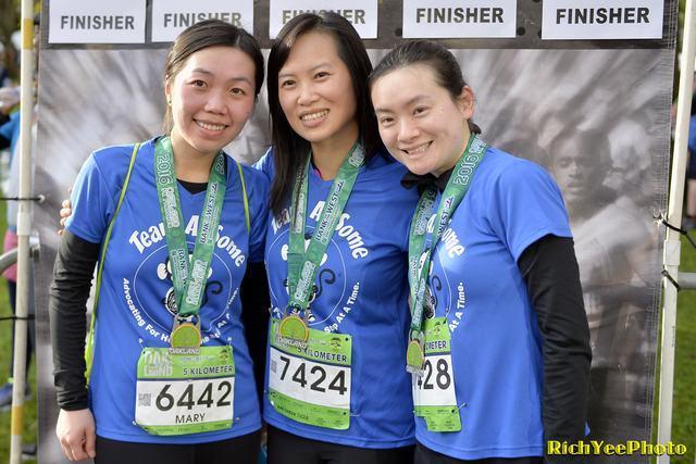 Oakland Marathon - 3-20-16 - Rich Yee