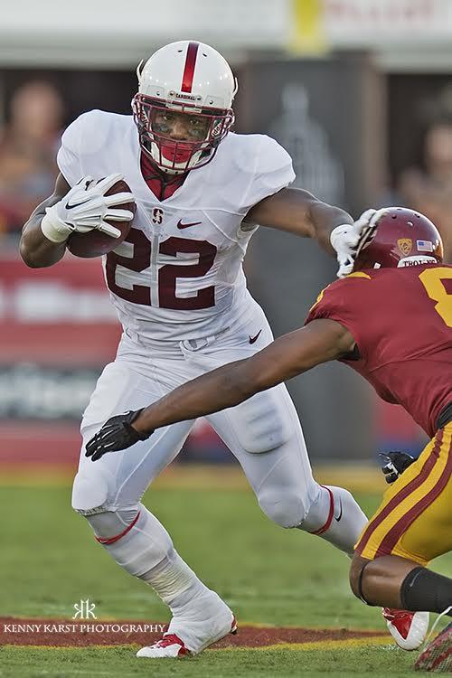Stanford vs. USC - 9-19-15 - Kenny Karst