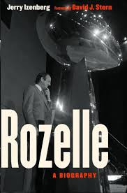 Rozelle book cover