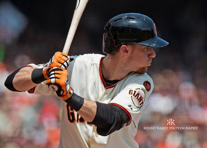Giants Matt Duffy - 2015