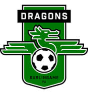 Burlingame Dragons FC logo
