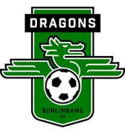 Burlingame Dragons FC logo