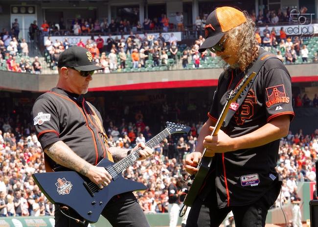 Metallica - 5-2-15 - Ed Jay