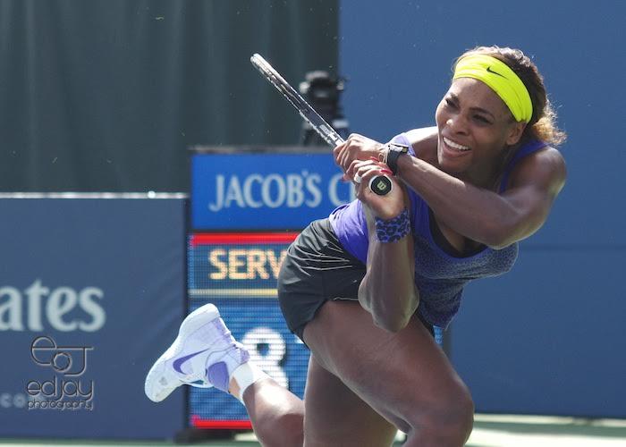 Serena Williams - Ed Jay