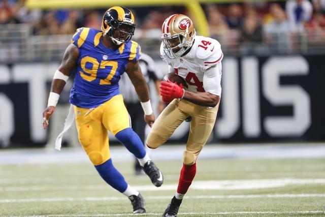 49ers v. Rams - 11-1-15 Michael Zagaris