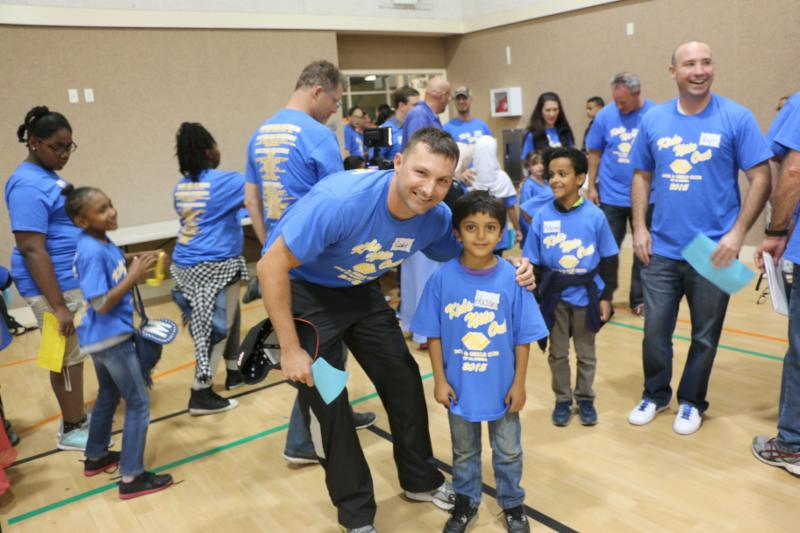 Alameda Boys & Girls Club - 11-14-15