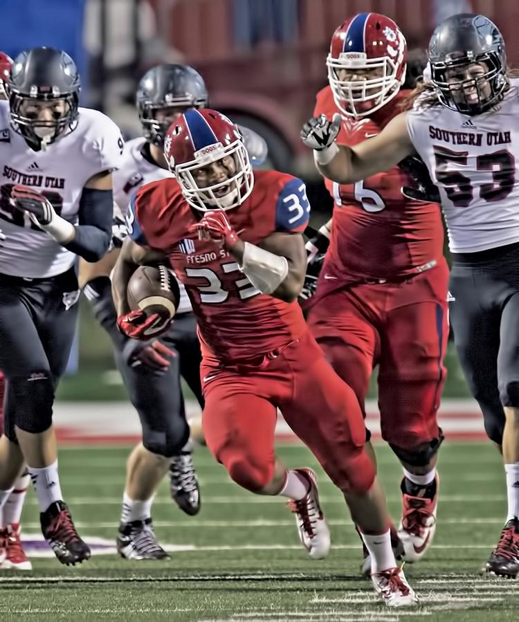Kenny Karst - Fresno State - 9-20-14