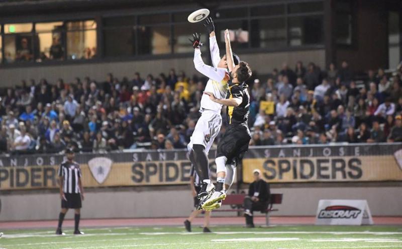 San Jose Spiders - 5-2-16 - Brendan Yee