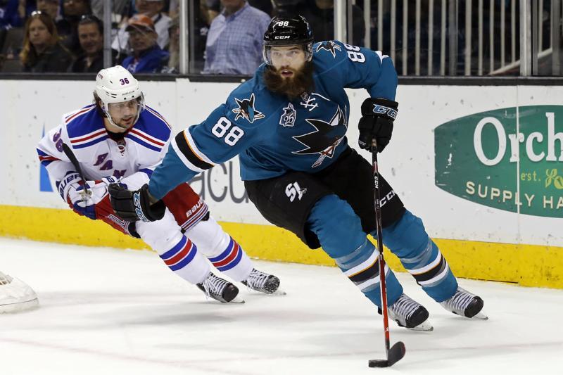 Sharks v. Rangers - 3-19-16 - Darren Yamashita