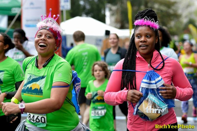 Oakland Marathon - 2015