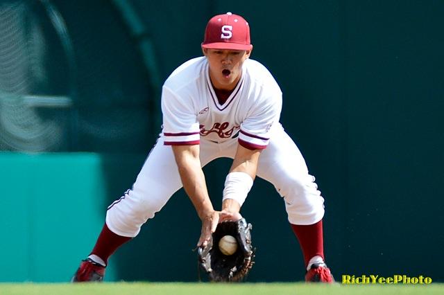 Stanford baseball - 2015 - Rich Yee