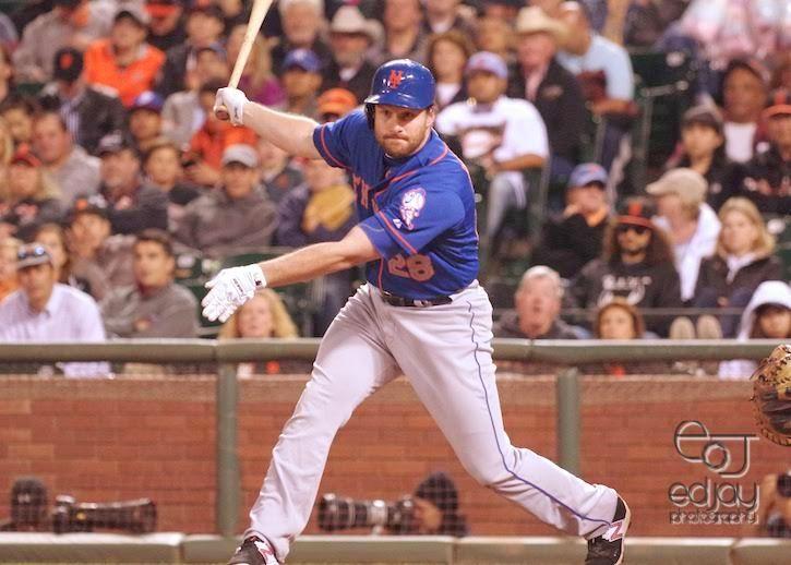 Danial Murphy - NY Mets - 2015 - Ed Jay