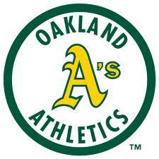 Oakland A's logo