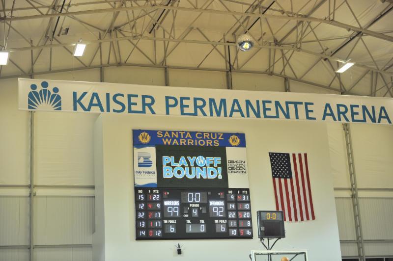 Santa Cruz Warriors - 2015