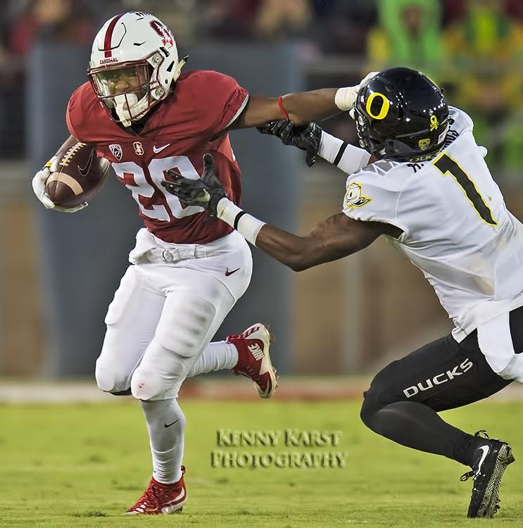 Stanford - Bryce Love - 5-30-16 - Kenny Karst