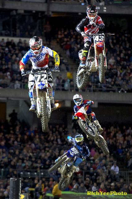 Monster Supercross - 1-30-16 - Rich Yee
