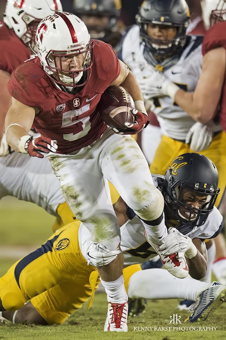 Cal v. Stanford - 11-21-15 - Kenny Karst