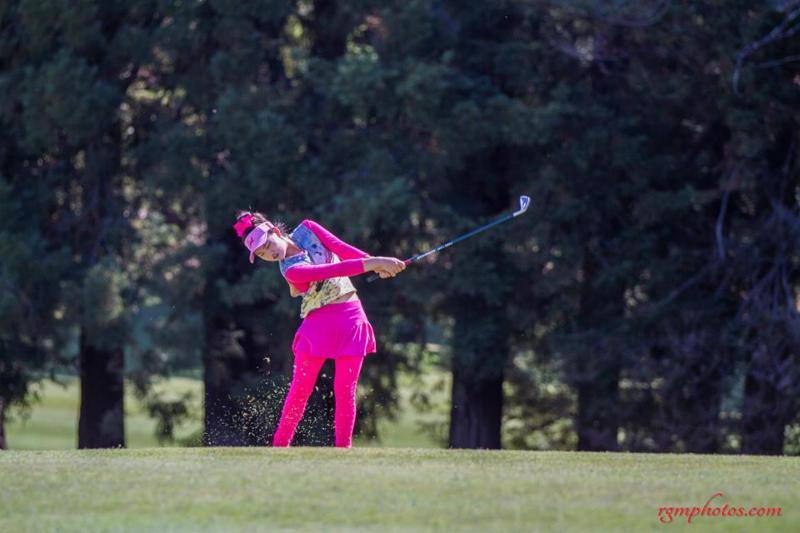 USGA Golfer - 2015 Randy Millares