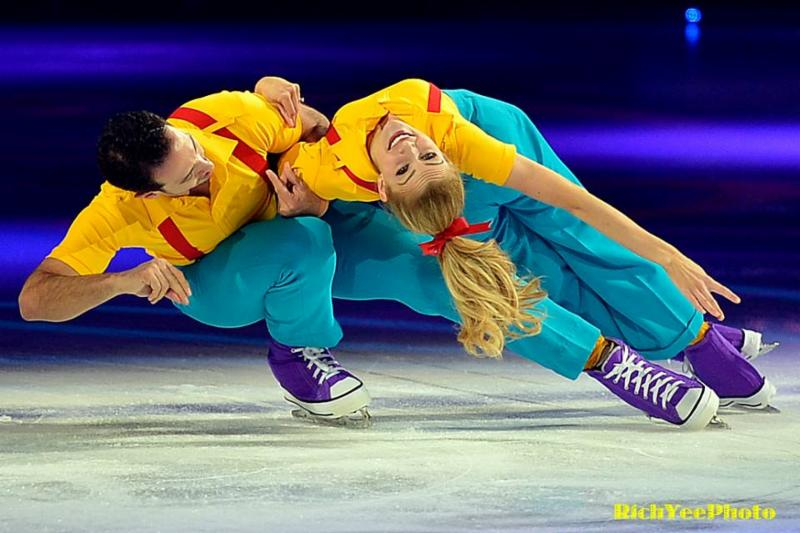 Stars On Ice - 4-2015
