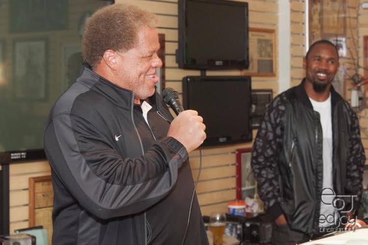 Reggie McKenzie - 12-28-15 - Ed Jay