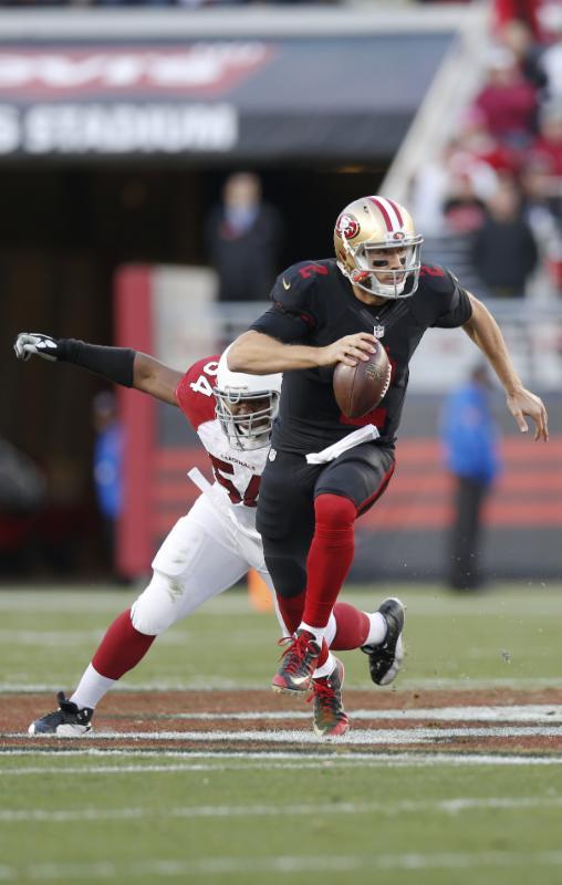 49ers - 11-29-15 - Michael Zagaris