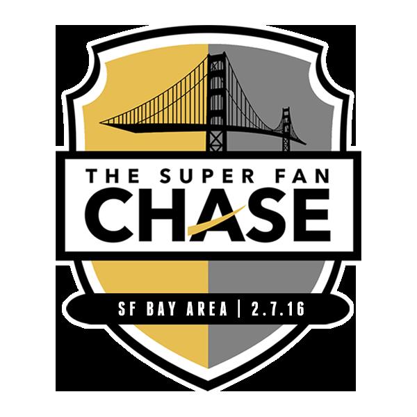Super Fan Chase logo