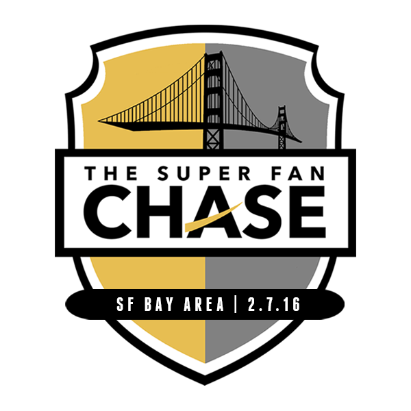 Super Fan Chase logo