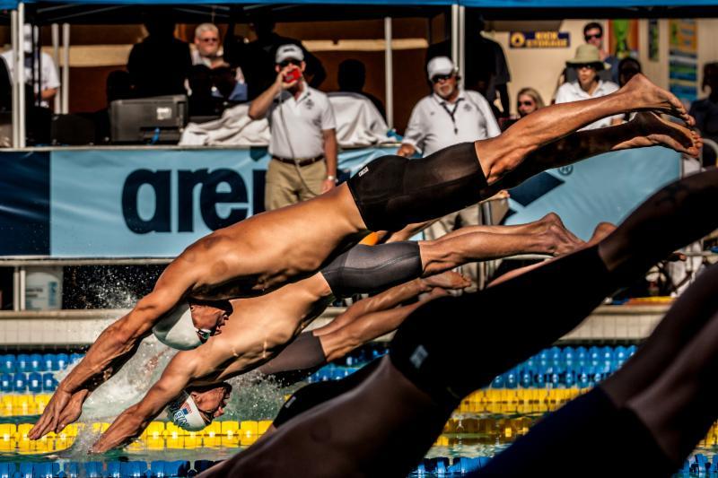 Swimming - John Martin - 2015
