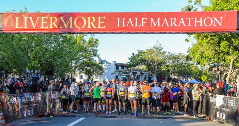 Livermore Half Marathon - 3-26-26 - Larry Rosa