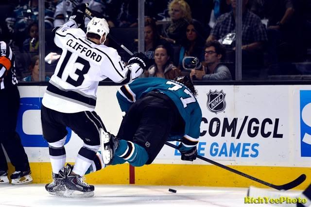 Rich Yee - San Jose Sharks - 9-30-2014
