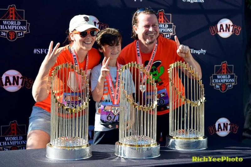 San Jose Giants Race - 2015 - Rich Yee