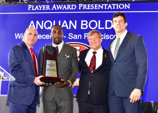 Anquan Boldin - Leigh Steinberg