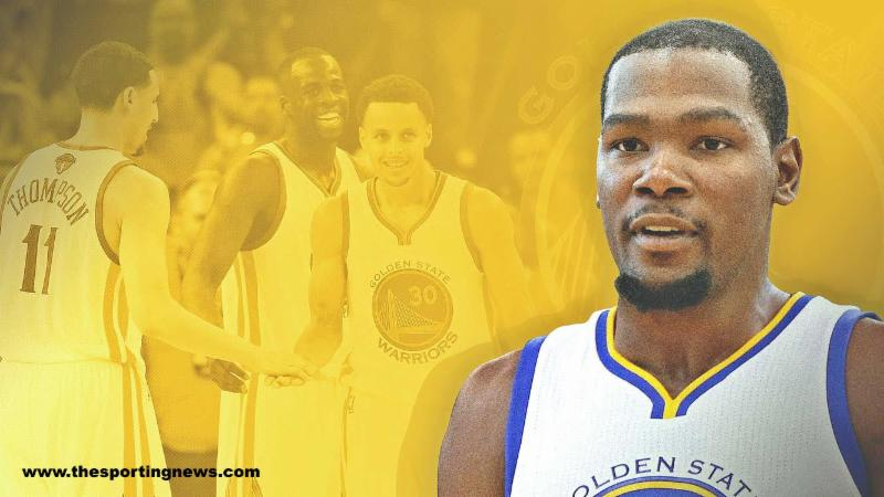 Kevin Durant - 7-4-16