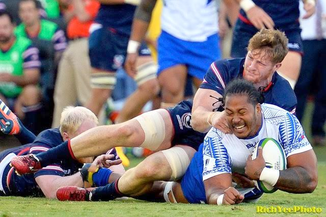 Rugby - Samoa - 2015 - Rich Yee
