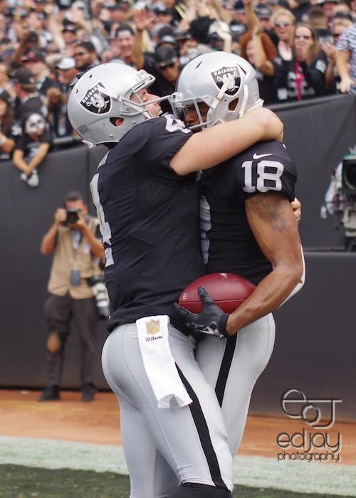 Raiders v. Jets - 11-1-15 - Ed Jay