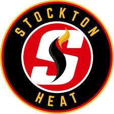 Stockton Heat logo