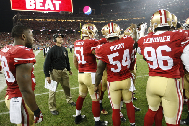 Michael Zagaris - 49ers v. Seattle - BEAT - 2014