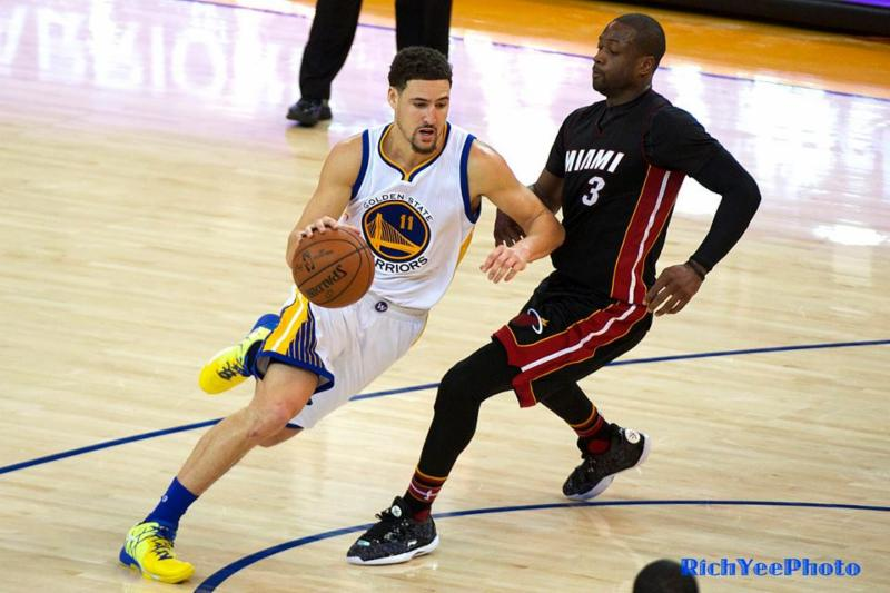 Klay Thompson - 2016 - Rich Yee