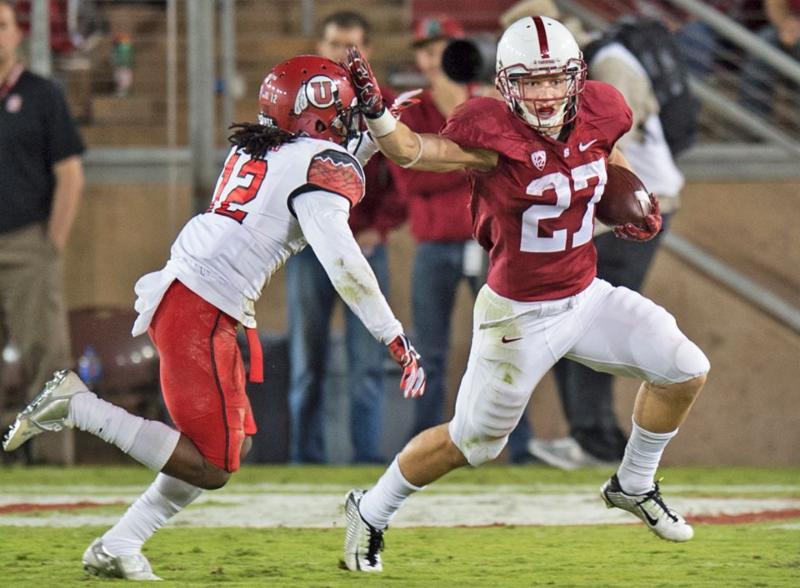 Kenny Karst - Stanford - Christian - 11-15-14
