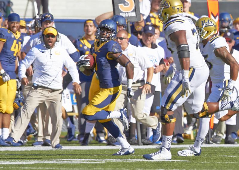 Ron Sellrs - Cal - UCLA - 10-18-2014